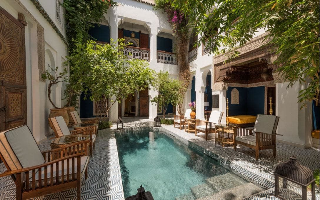 Top 10 Best Boutique Hotels In Marrakech