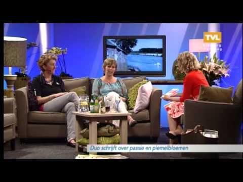 Een televisieoptreden bij TVL in mei 2012
