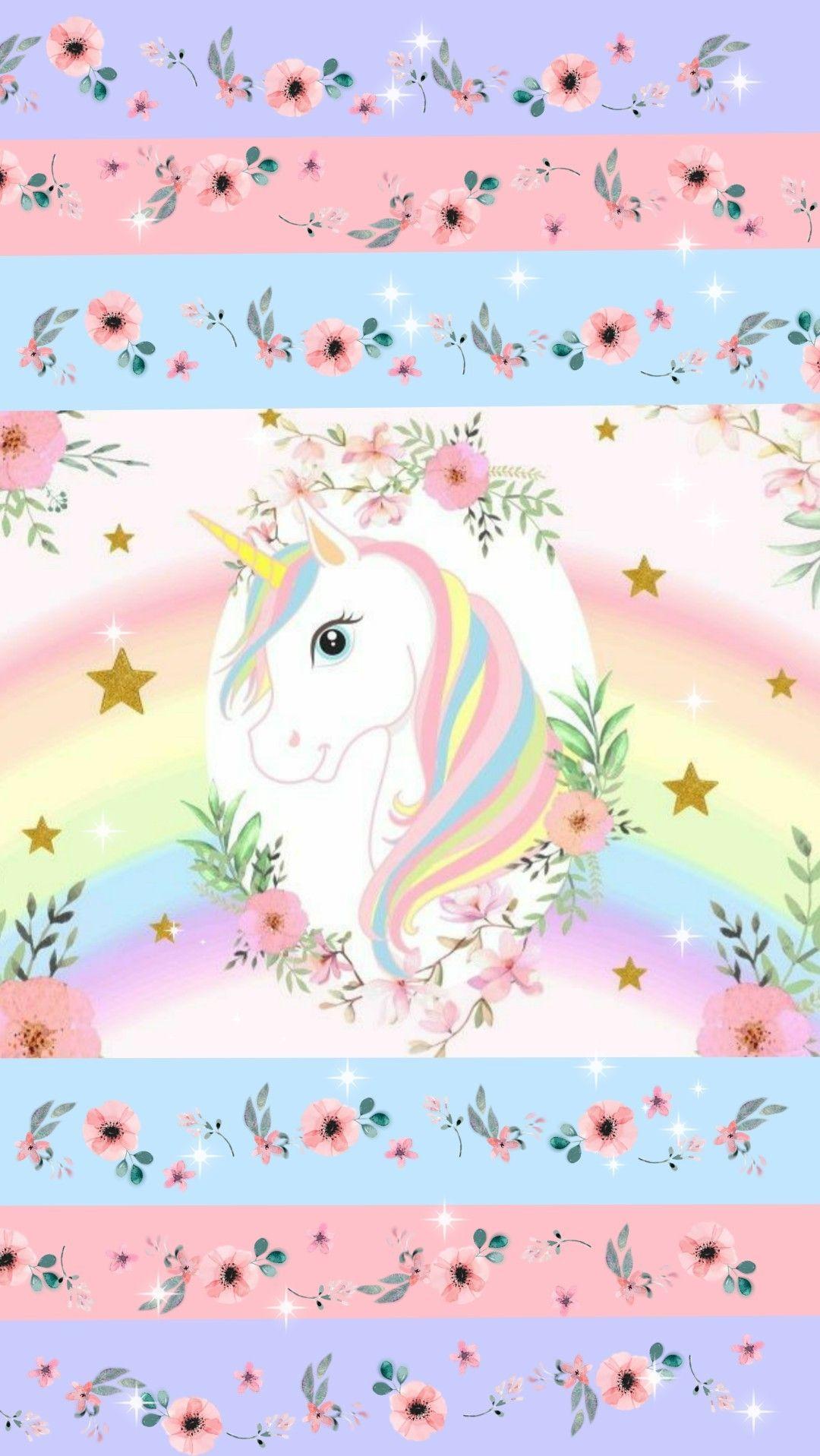 Wallpaper By Artist Unknown Unicorn Wallpaper Unicorn