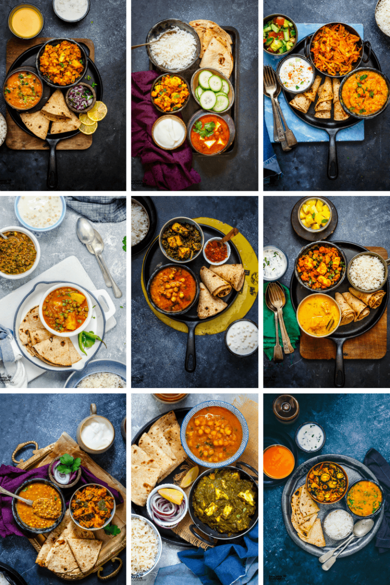 9 Everyday Indian Meals Recipe Ideas Indian food