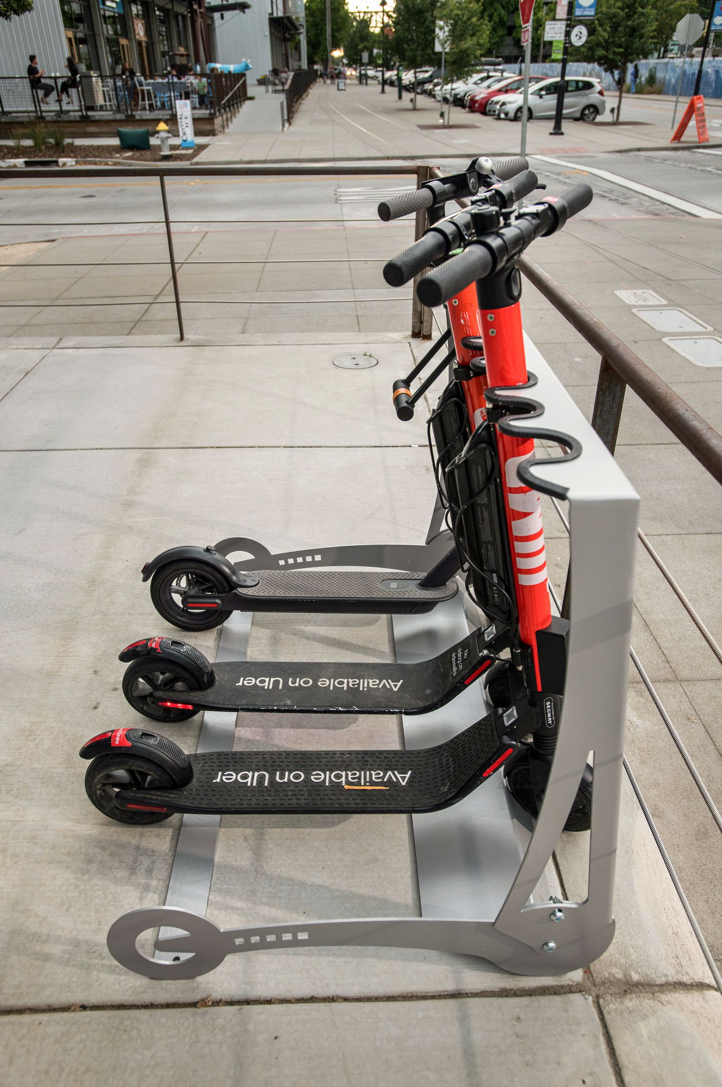 Dismount Xl Electric And Push Scooter Rack With Images