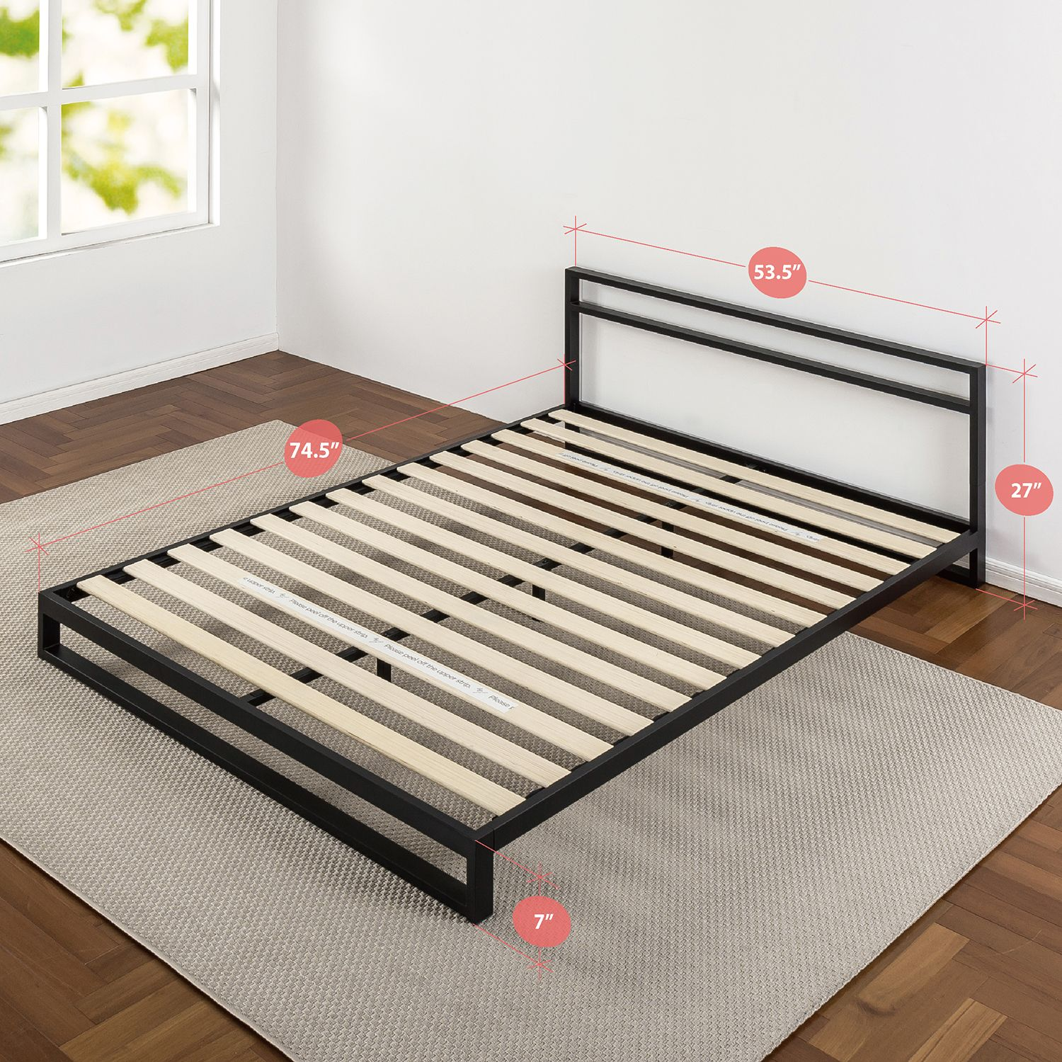 Home in 2020 (With images) Bed frame and headboard, Bed
