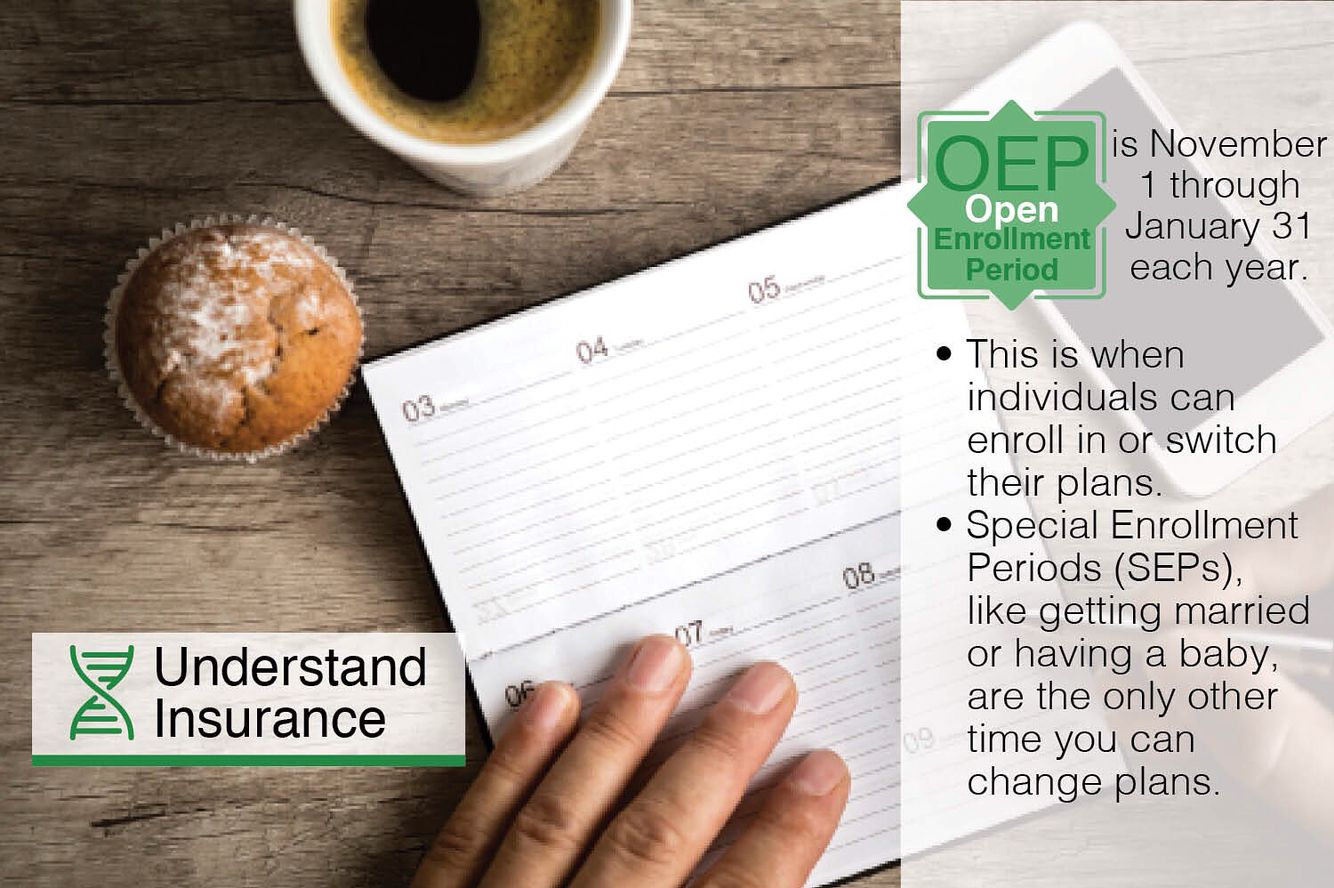 The #OEP only comes once a year, so make sure you're ready. #UnderstandInsurance