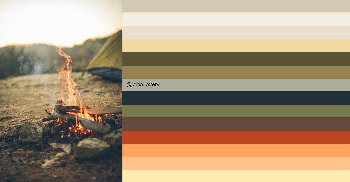 fall campfires: original image via http://weheartit.com/entry/78869443