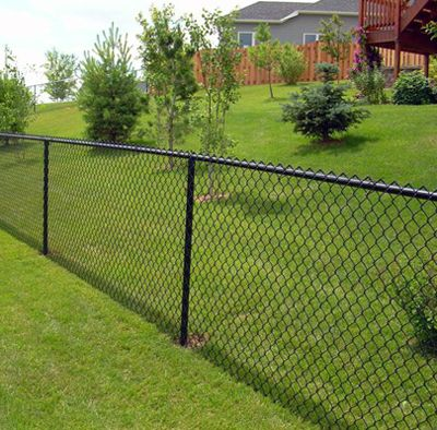 Fences 101 Chain Link Fence Cost Black Chain Link Fence Chain Link Fence Installation