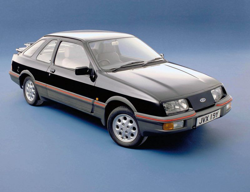 Ford Sierra Xr4i Cruise At Two Miles A Minute Ford Sierra