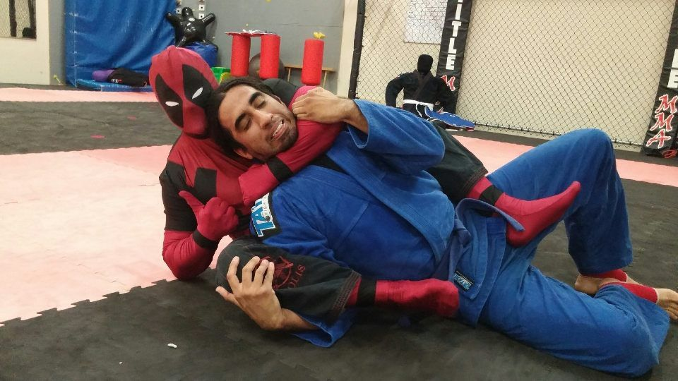 Image result for deadpool jitsu | Bjj | Workout, How to plan