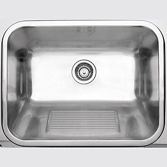 Blanco Stainless Steel Laundry Tub 1 Bowl Top Mount The Home