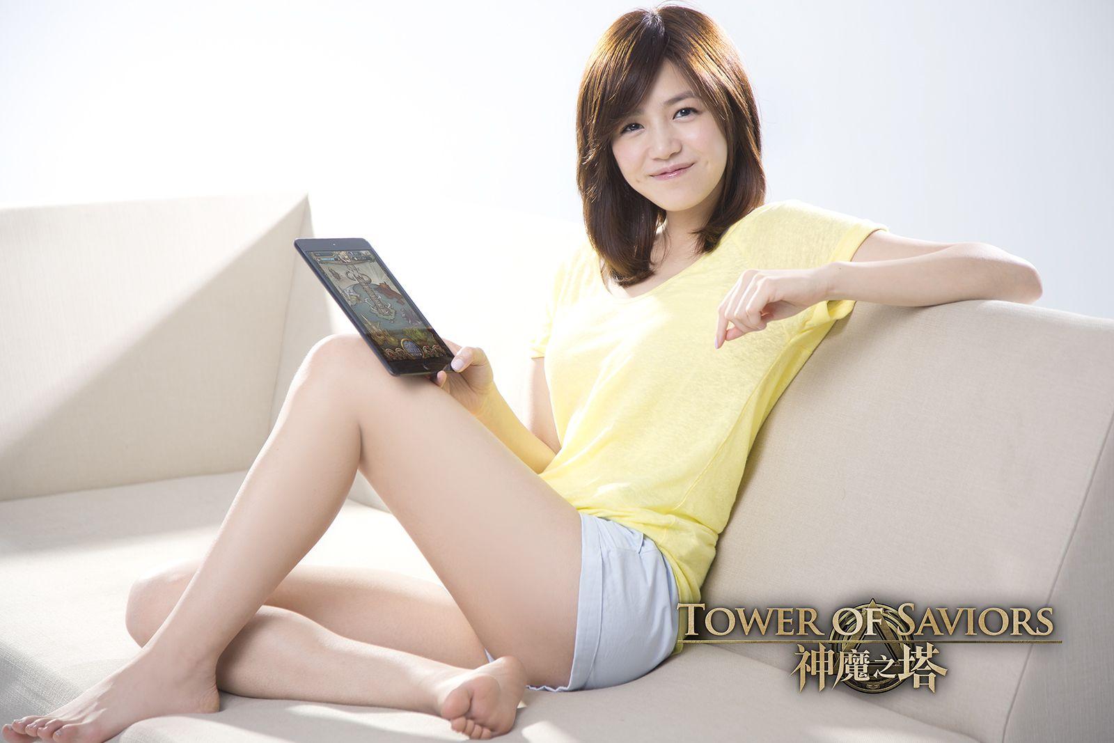 Chen Yan Xi / 陳妍希 | Works / makeup | Michelle chen, Savior ...