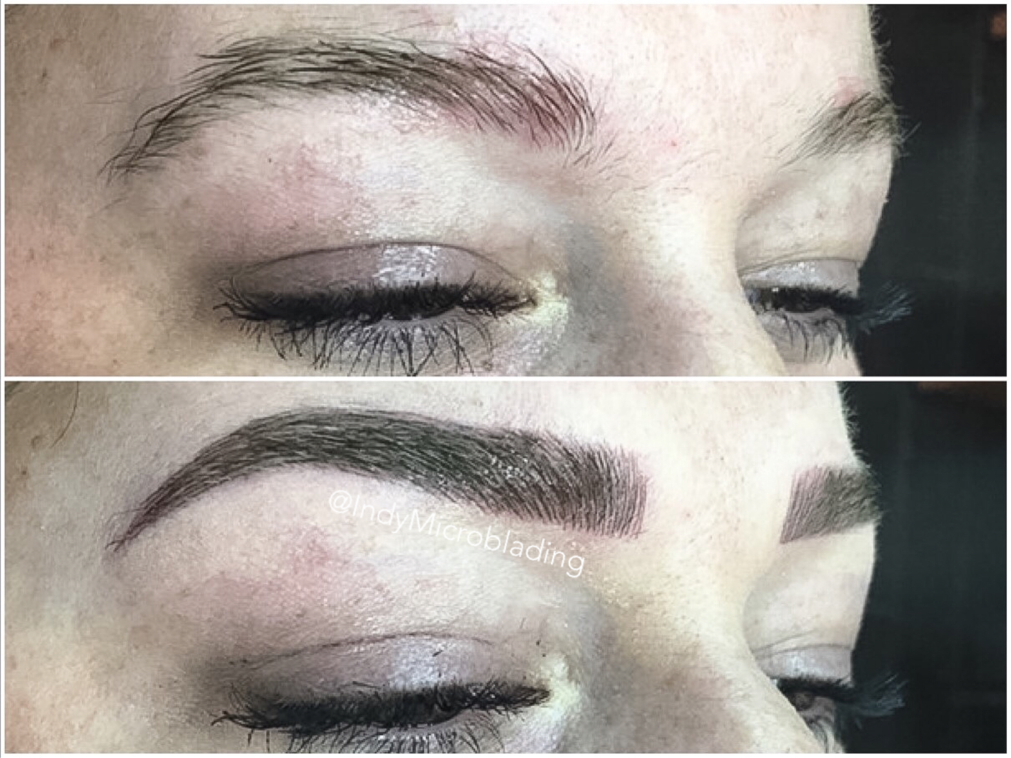 Indy Microblading Eyebrows On Fleek Microblading Midwest