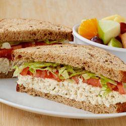 Catering Chicken Salad Sandwich Zoes Kitchen Salad Sandwich