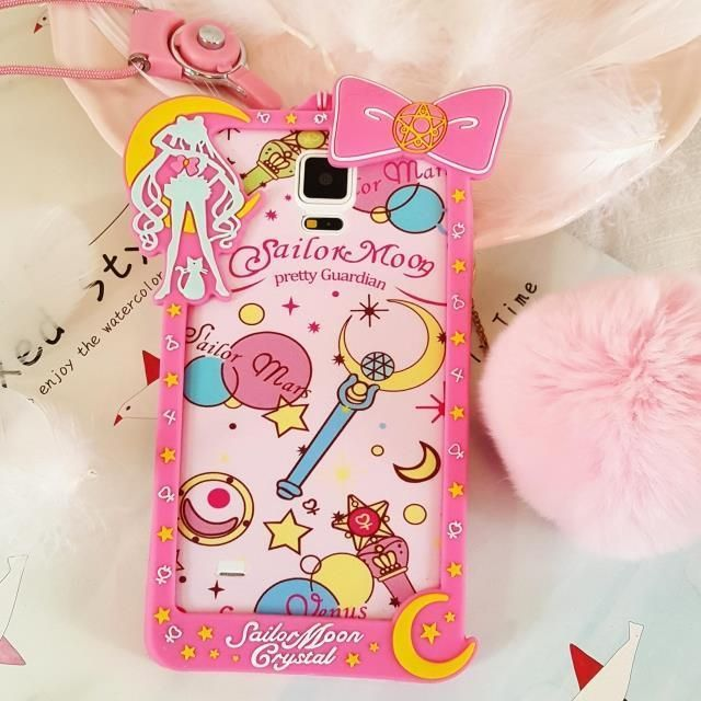 cover samsung s6 sailor moon
