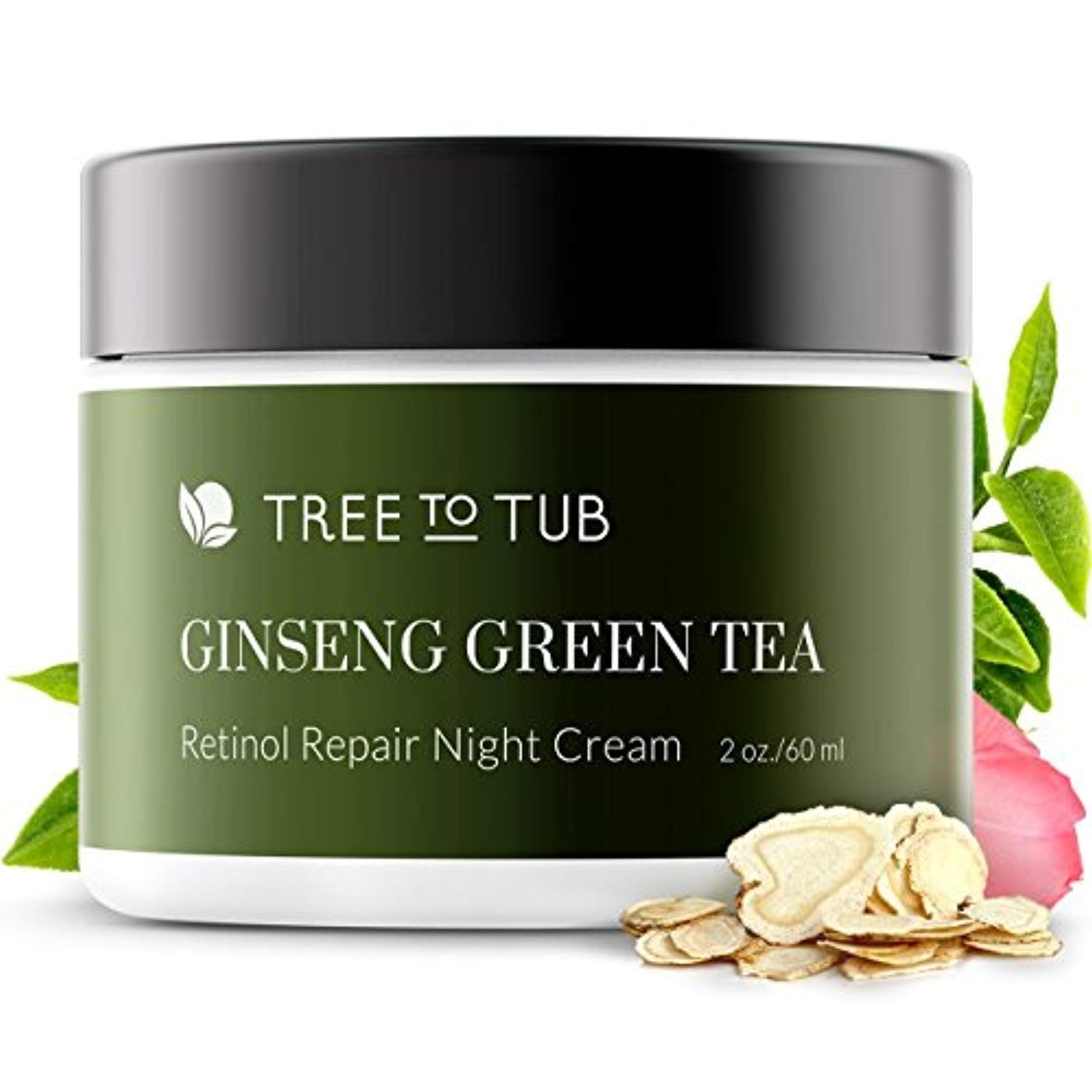 Gentle, Sensitive Skin Night Cream for Face. The Only