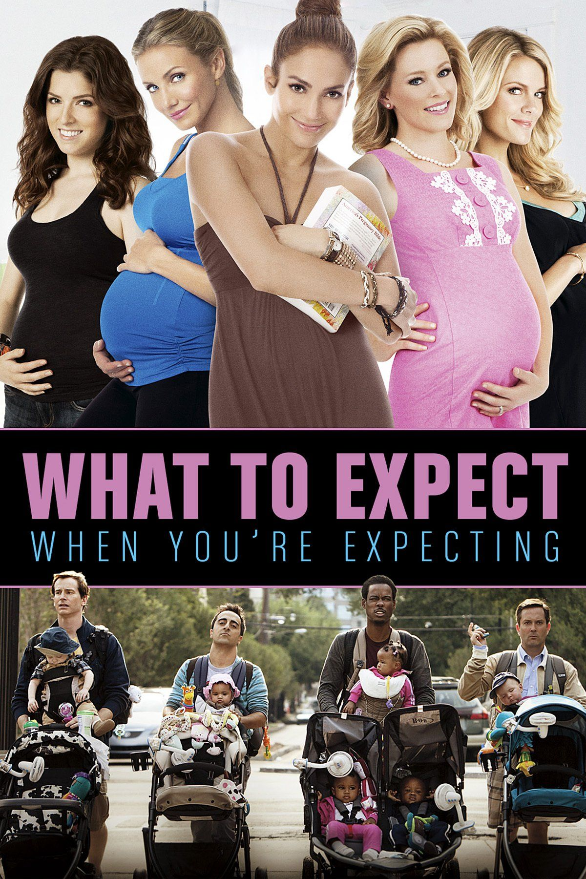What To Expect When You Re Expecting Películas Completas Peliculas Ver Películas
