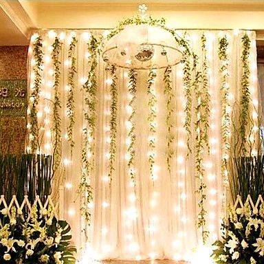 I Like This Backdrop For An Enchanted Forest Theme Wedding