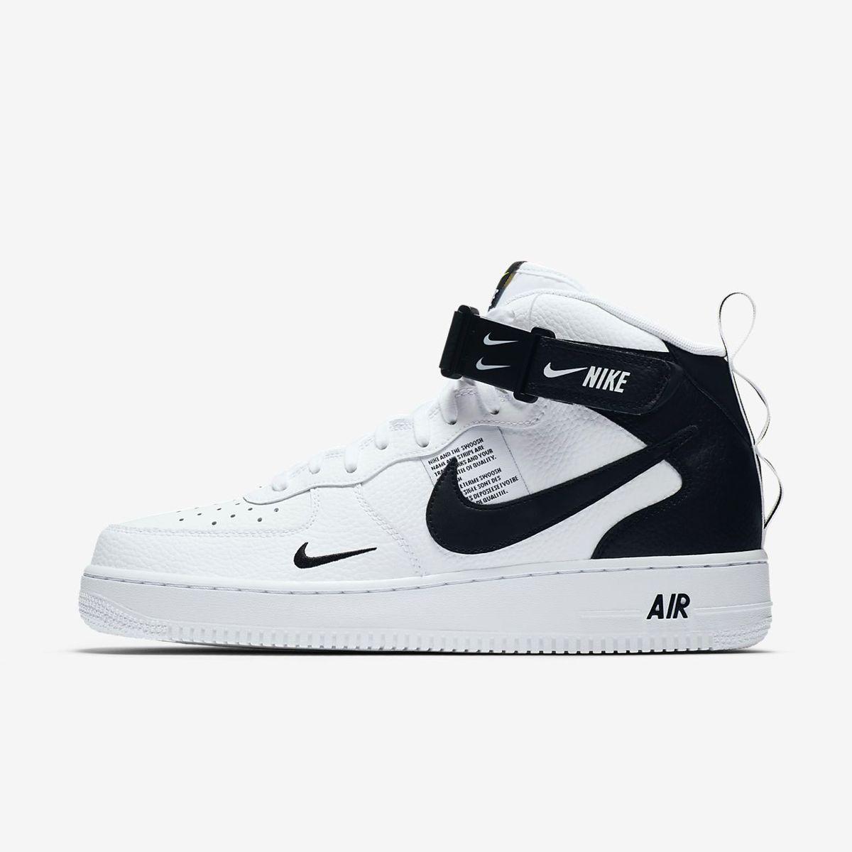 Nike Air Force 1 07 Mid Lv8 Men S Shoe Nike Au スニーカー メンズ