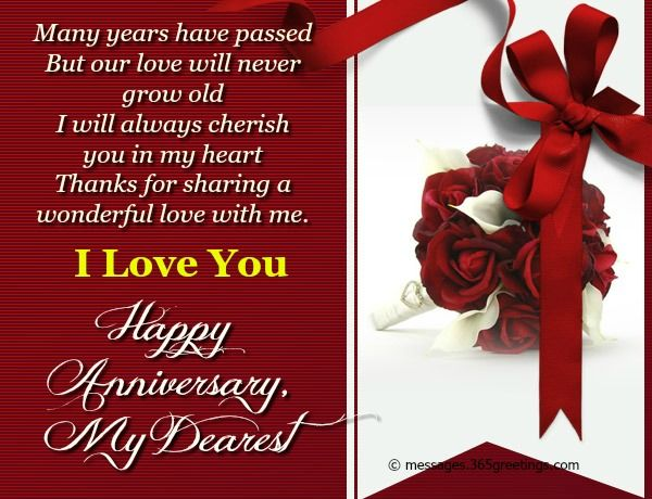Anniversary messages for wife anniversary message wedding