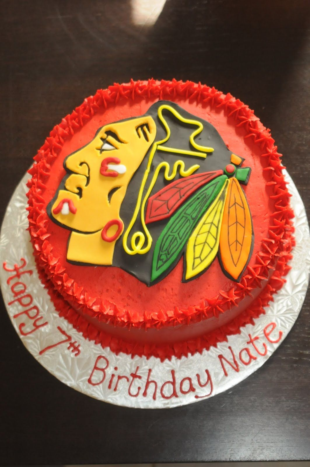 Happy th birthday nate nateus mom came to me with the idea of a
