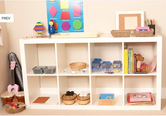 Wonderful Stylish And Stimulating Storage For Kids