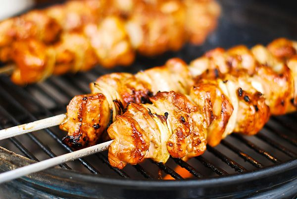 Tender Tasty Chicken Kebabs: Succulent and always tender with an easy to make teriyaki sauce.