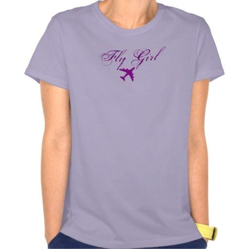 Fly Girl T Shirt, Hoodie Sweatshirt