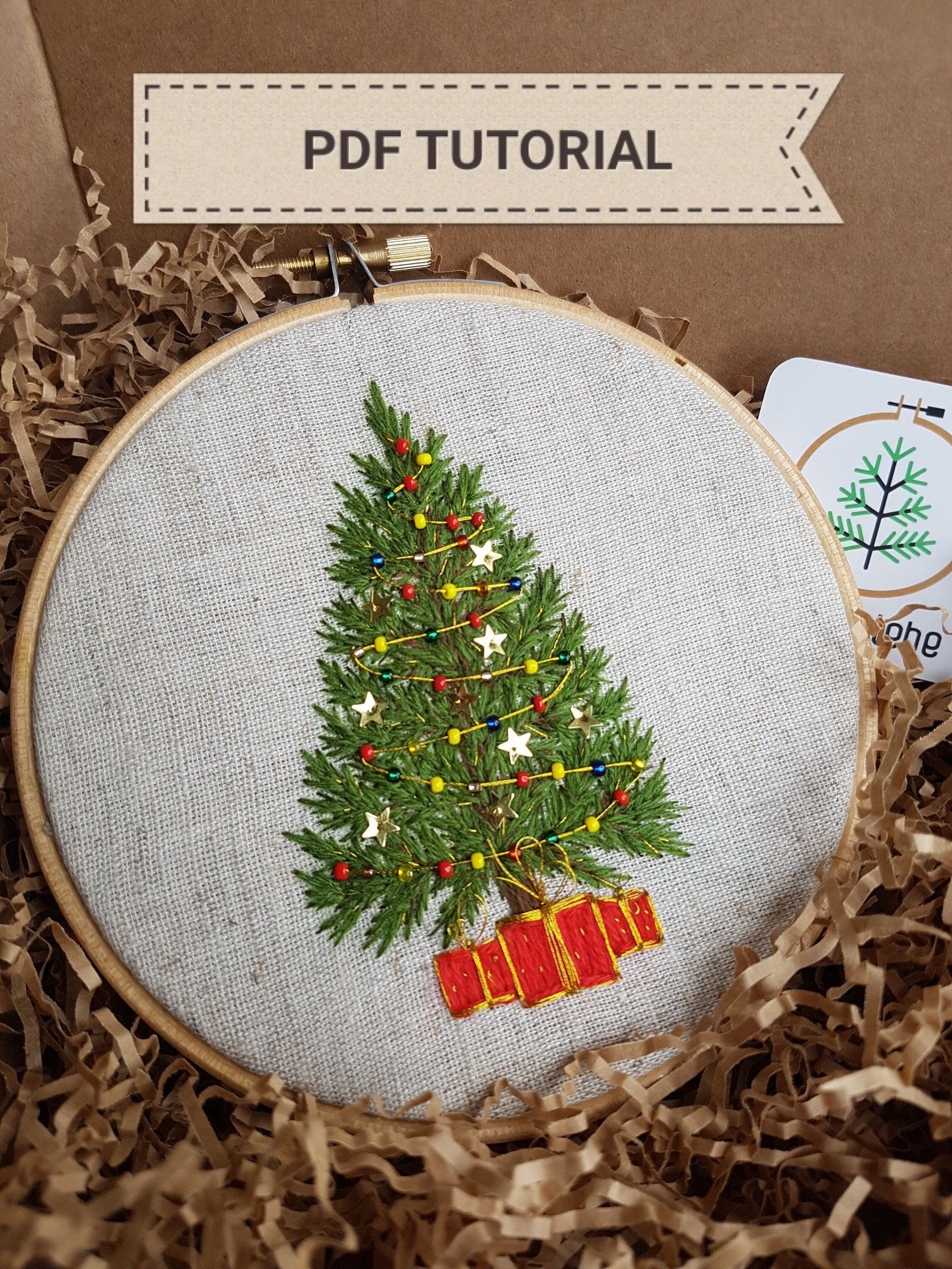 Christmas Tree Pattern Embroidery Pattern Christmas Embroidery Christmas Ornaments Christmas Gift Christmas Designs Christmas Decor Christmas Embroidery Patterns Christmas Embroidery Designs Christmas Embroidery