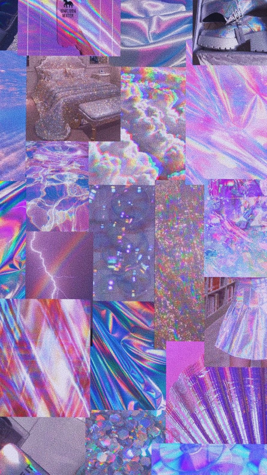 Holographic Wallpaper Aesthetic Holographic Wallpapers Aesthetic Iphone Wallpaper Purple Wallpaper