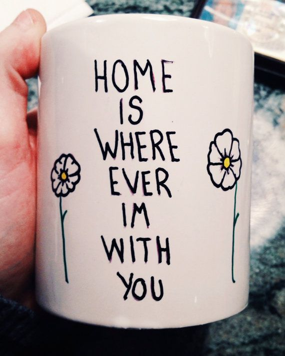 521745eb2 Quote Mug by jessrechsteiner on Etsy on Wanelo | words | Diy mugs ...