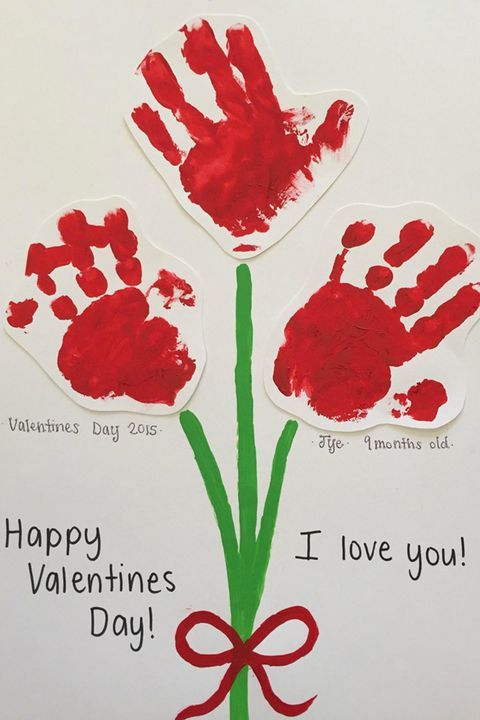 29 Adorable (and Easy) Valentine's Day Crafts for Kids