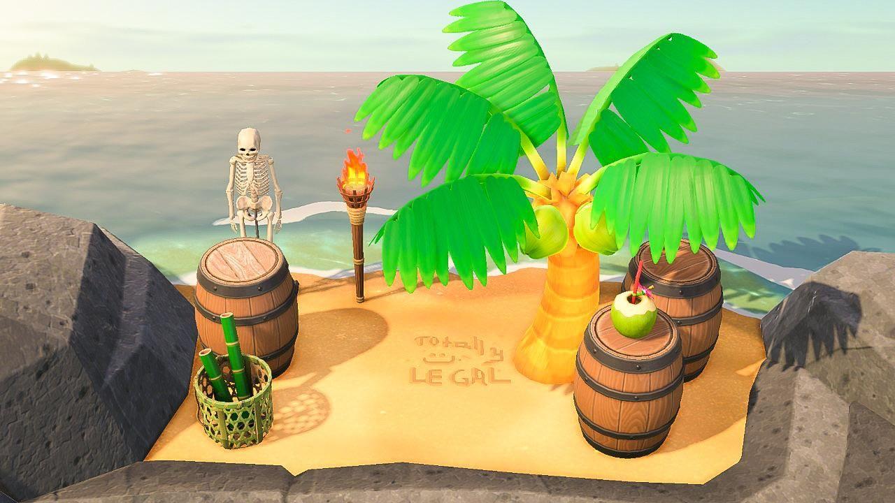 Beach Writing In 2020 Animal Crossing Animal Crossing Redd Animal Crossing Qr