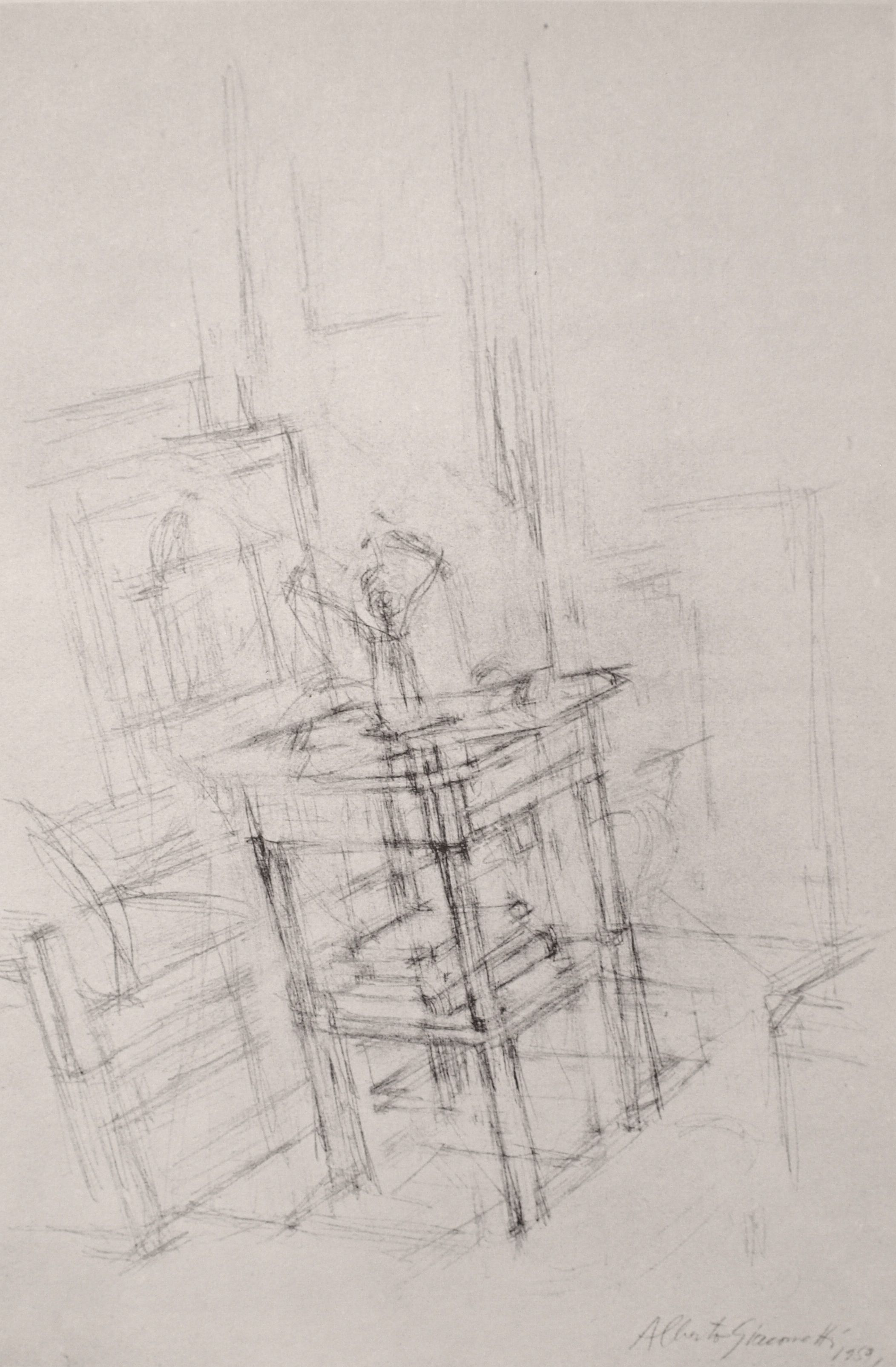 Inside Giacometti Alberto Giacometti Drawings Still Life Drawing