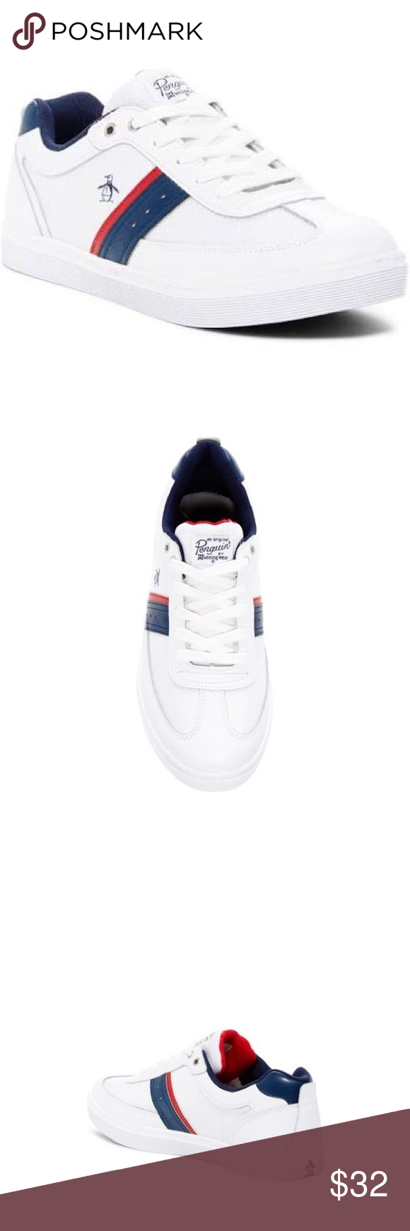 64de500763c5c5 NWT NWB Original Penguin Dennison sneaker
