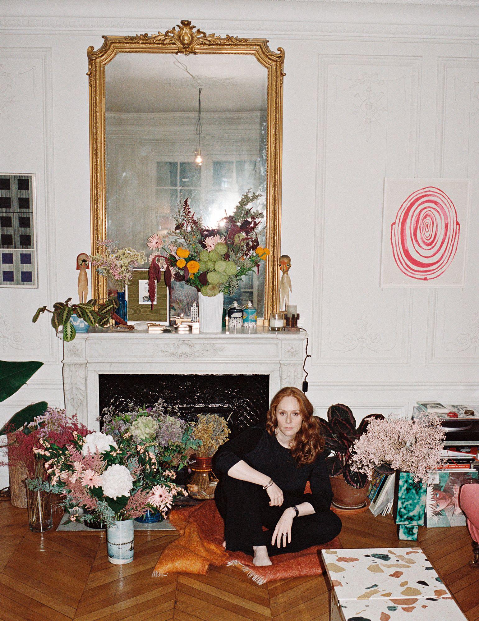 At Home in Paris with Hermès Creative Director Nadège