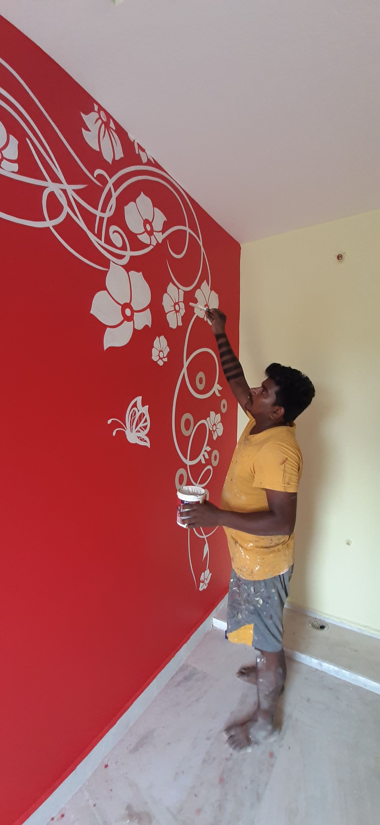 Creative Wall Painting Designs Ideas For A Stylish Home Decor
