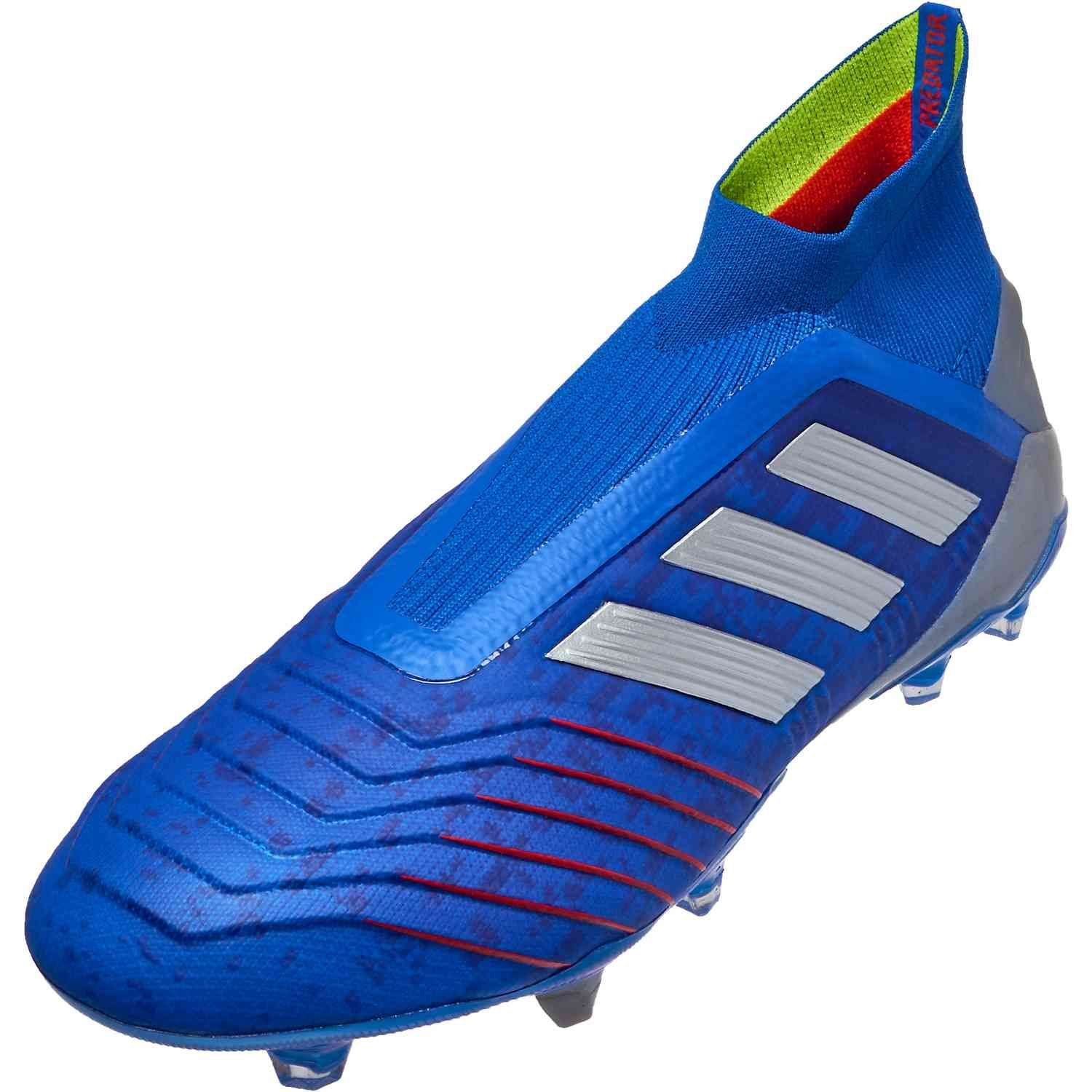 timeless design da6f5 d3604 The adidas Predator 19+ is at SoccerPro right now. Shop for your Exhibit  pack shoes here today.