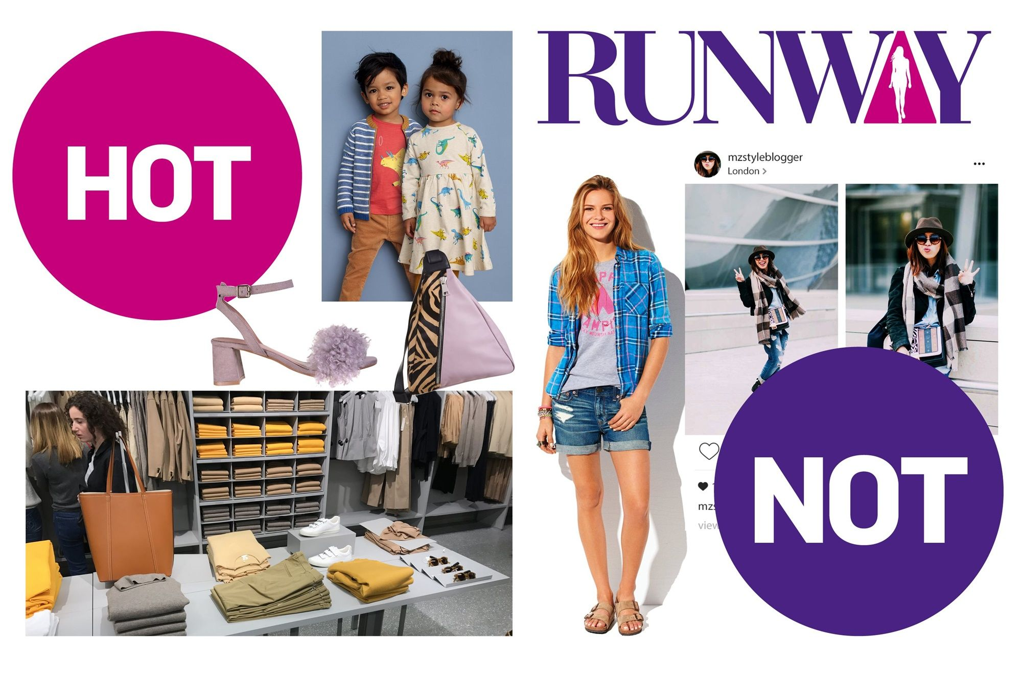 What hot in fashion 3