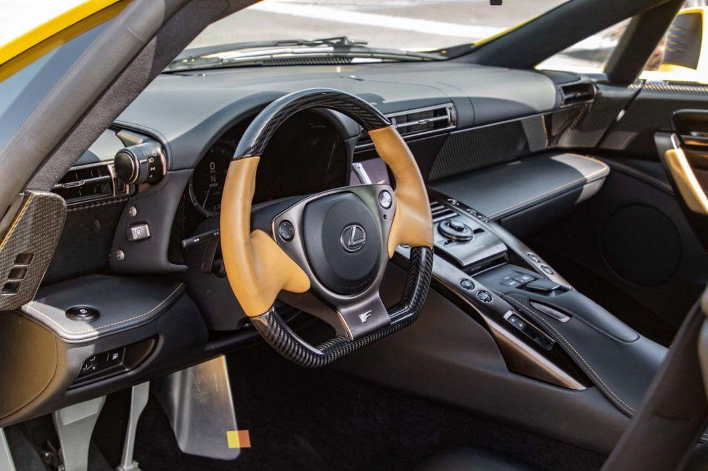 2012 Lexus Lfa Luxury Pulse Cars United States For Sale On Luxurypulse Lexus Lfa Lexus Interior Super Cars