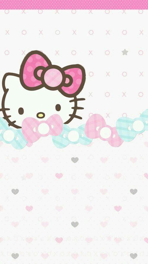 HeLLo KiTTy WaLL | Hello Kitty | Pinterest
