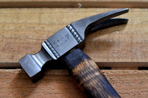 Hand Forged Custom Hammer    Claw Hammer    Personalized Hammer    Engraved  Hammer    Thors Hammer   23bc165c1