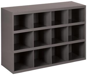 Model 735 95 12 Inch Deep 84 Bin Tall Cabinet In 2020 Storage Shop Storage Small Parts Storage