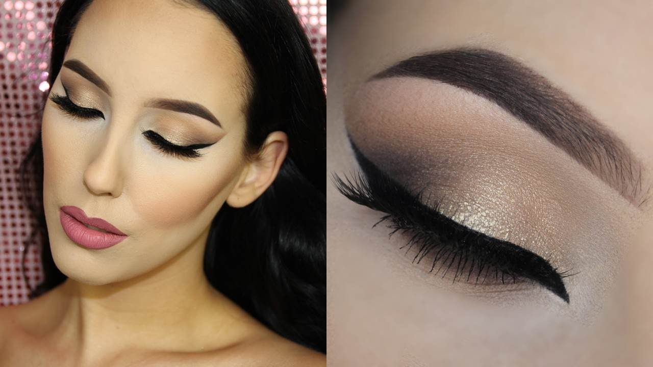Neutral cat eye - Tarte Cosmetics Light of the Party palette