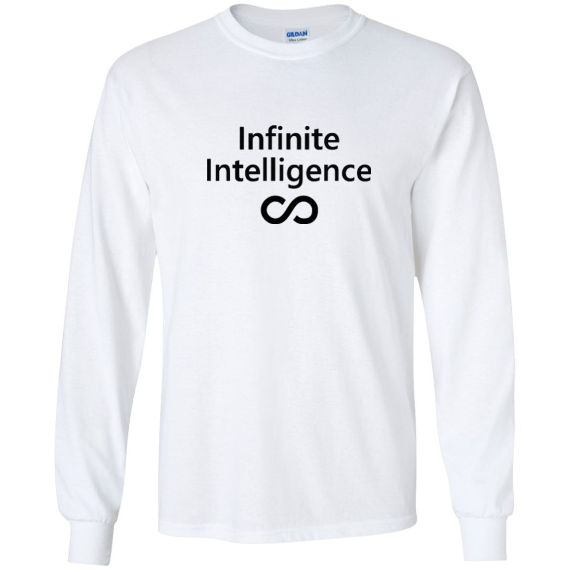 INFINITE INTELLIGENCE Men's LS T-Shirt