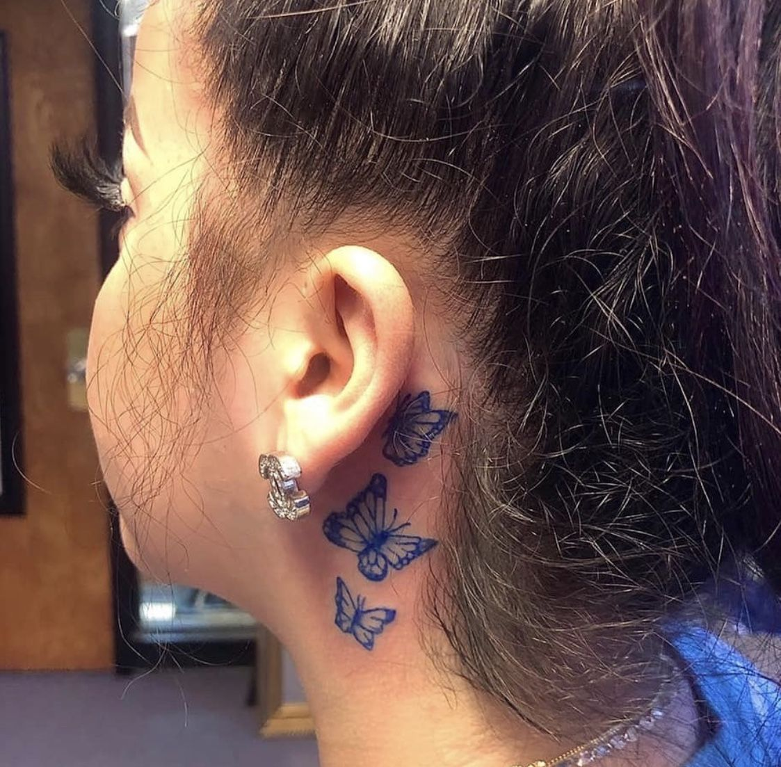 Pin By Alexis Tennis On Tat In 2020 Neck Tattoos Women Girl Neck Tattoos Girly Tattoos