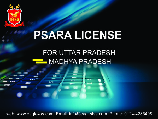 Psara License for Delhi in 2020 Security guard services