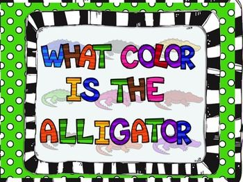 This product includes activities that center around matching and color identification. Also provided are variations on the activities to provide differentiation based on your students needs.  The first pages are to be made into a book so students may identify the color.