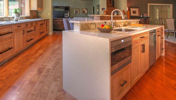 7 Kitchen Island Design Ideas To Whet Your Appetite Custom Kitchen Island Kitchen Island With Drawers Classic Kitchen Design