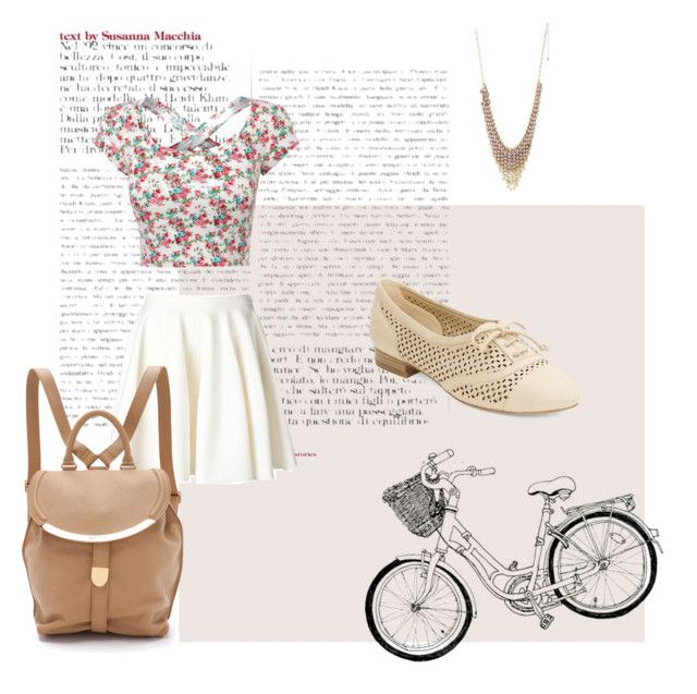 """Bike Ride"" by cherrywood77 on Polyvore"