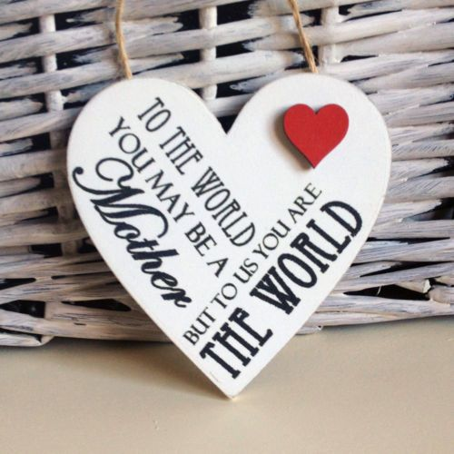 Details About Mothers Day Gift For Mum Plaque Mum Gift 10cm