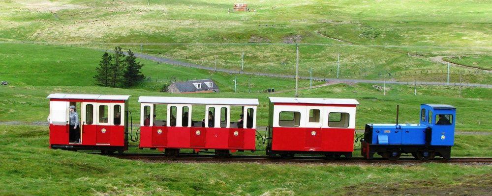 Leadhills and Wanlockhead Railway to Leadhills