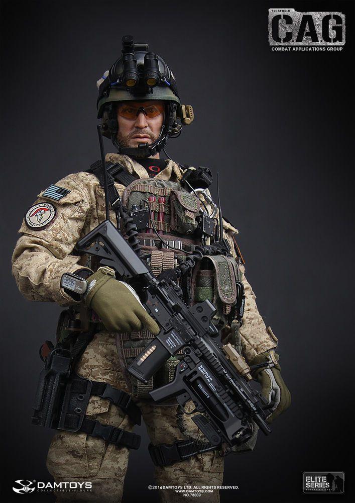 Vietnam War Special Forces Sniper GI JOE Hasbro 12 Inch 1